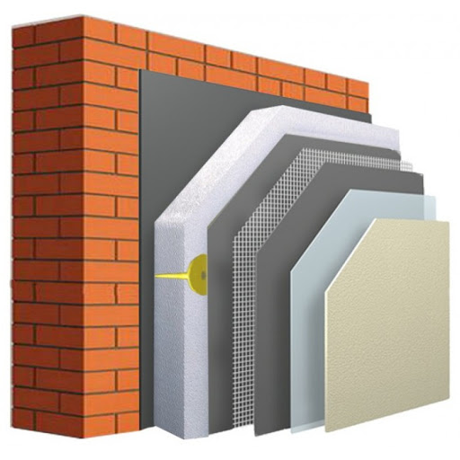Polystyrene facade (1)
